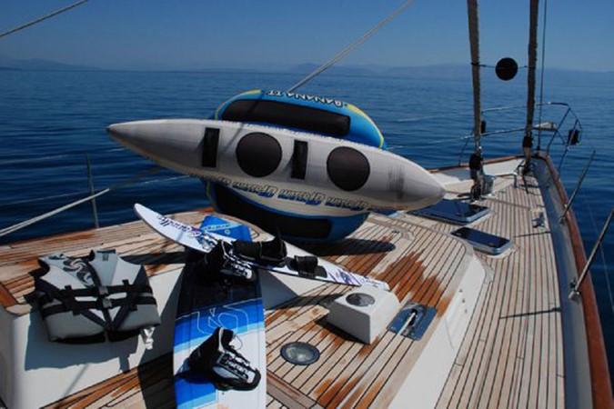 2001 Austral Yachts Dixon 80 Cruising Sailboat 2316710