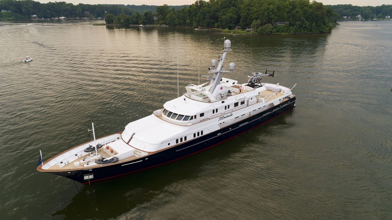 1986 FEADSHIP  Motor Yacht 2352646