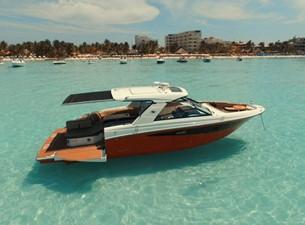 2018 Sea Ray 400 SLX @ Cancun 247583