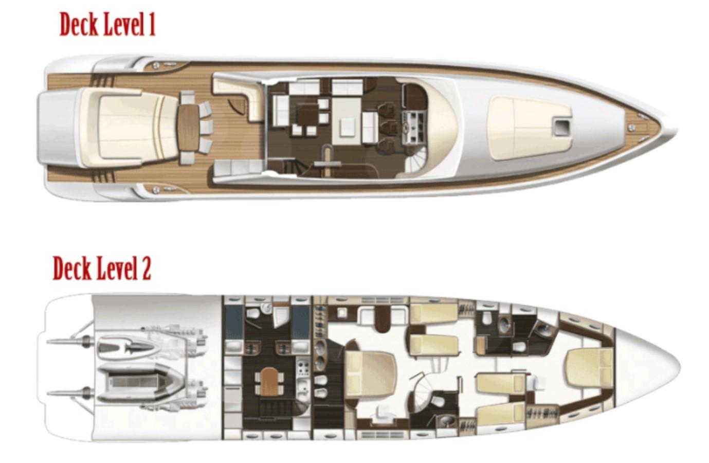 2008 AZIMUT 86S Motor Yacht 2202587