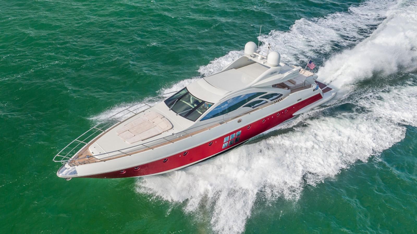 2008 AZIMUT 86S Motor Yacht 2202588