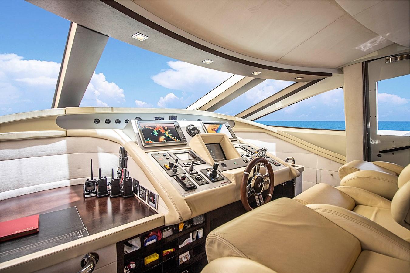 2008 AZIMUT 86S Motor Yacht 2202842