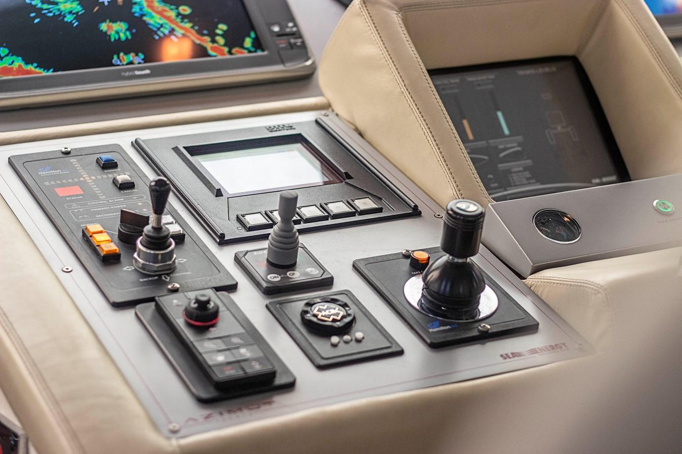 2008 AZIMUT 86S Motor Yacht 2202851