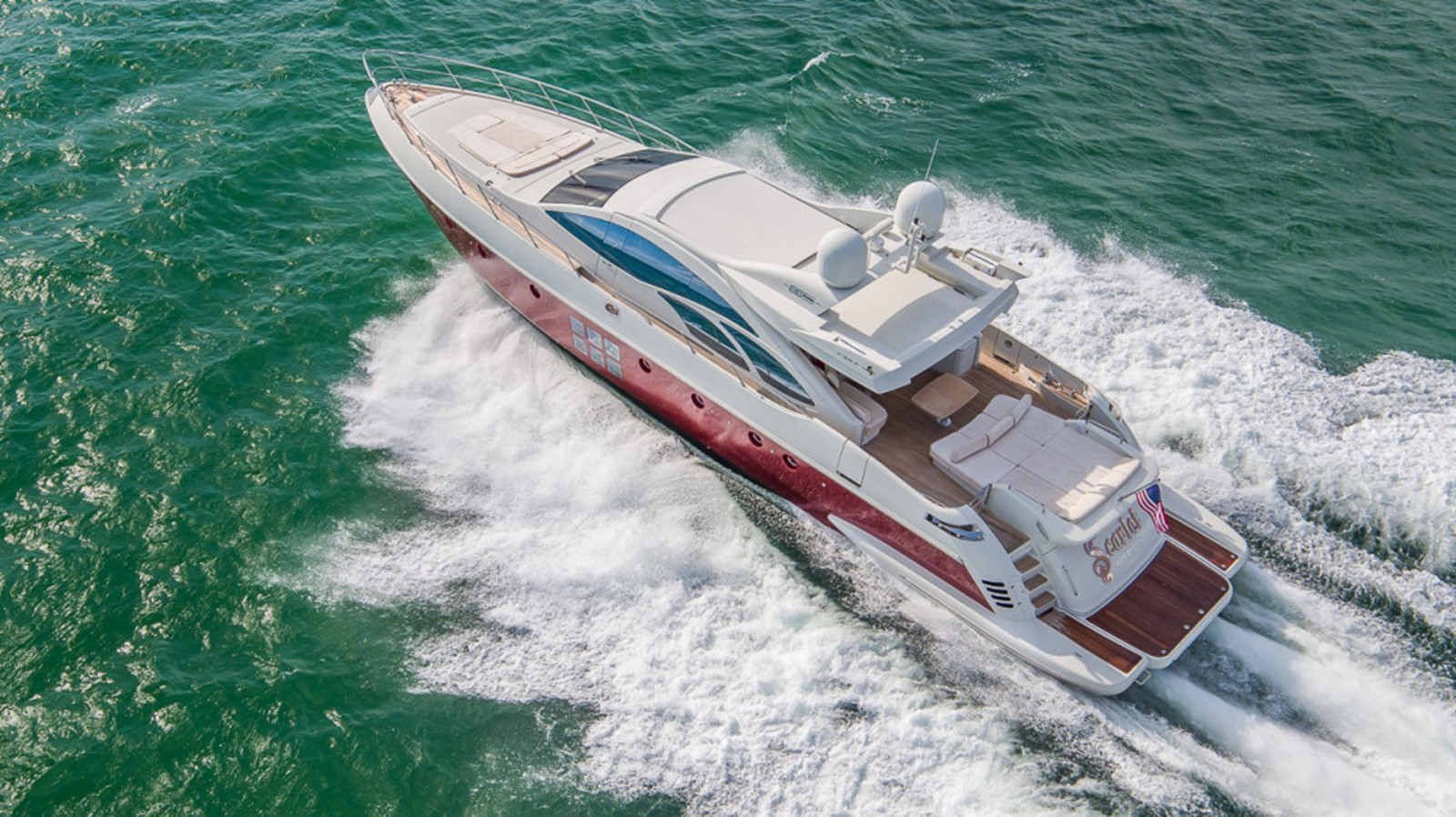 2008 AZIMUT 86S Motor Yacht 2511062