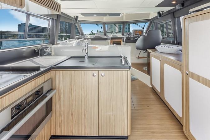 Galley 2015 AZIMUT Magellano 43 Motor Yacht 2202950
