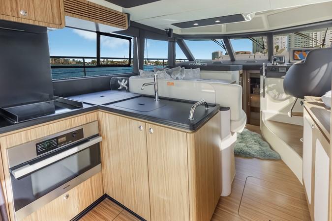 Galley 2015 AZIMUT Magellano 43 Motor Yacht 2202965