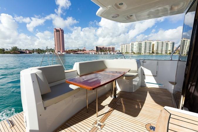 Stern 2015 AZIMUT Magellano 43 Motor Yacht 2202966