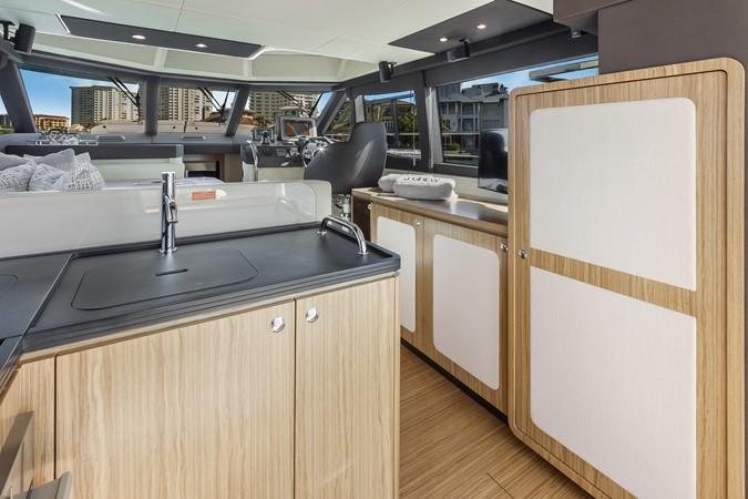 Galley 2015 AZIMUT Magellano 43 Motor Yacht 2202980