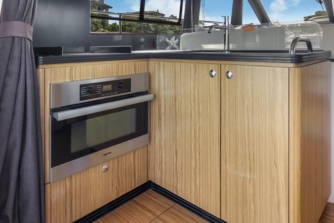 Galley 2015 AZIMUT Magellano 43 Motor Yacht 2202996