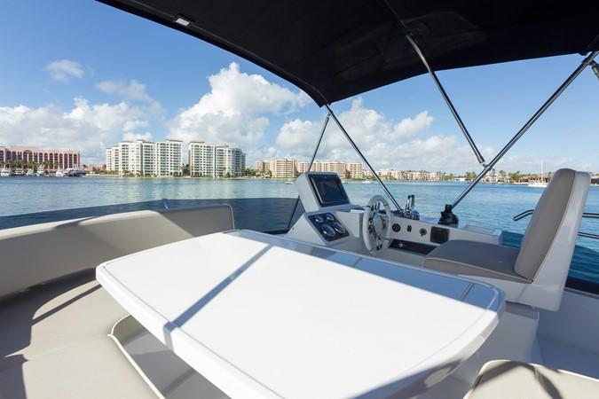 Flybridge  2015 AZIMUT Magellano 43 Motor Yacht 2203004
