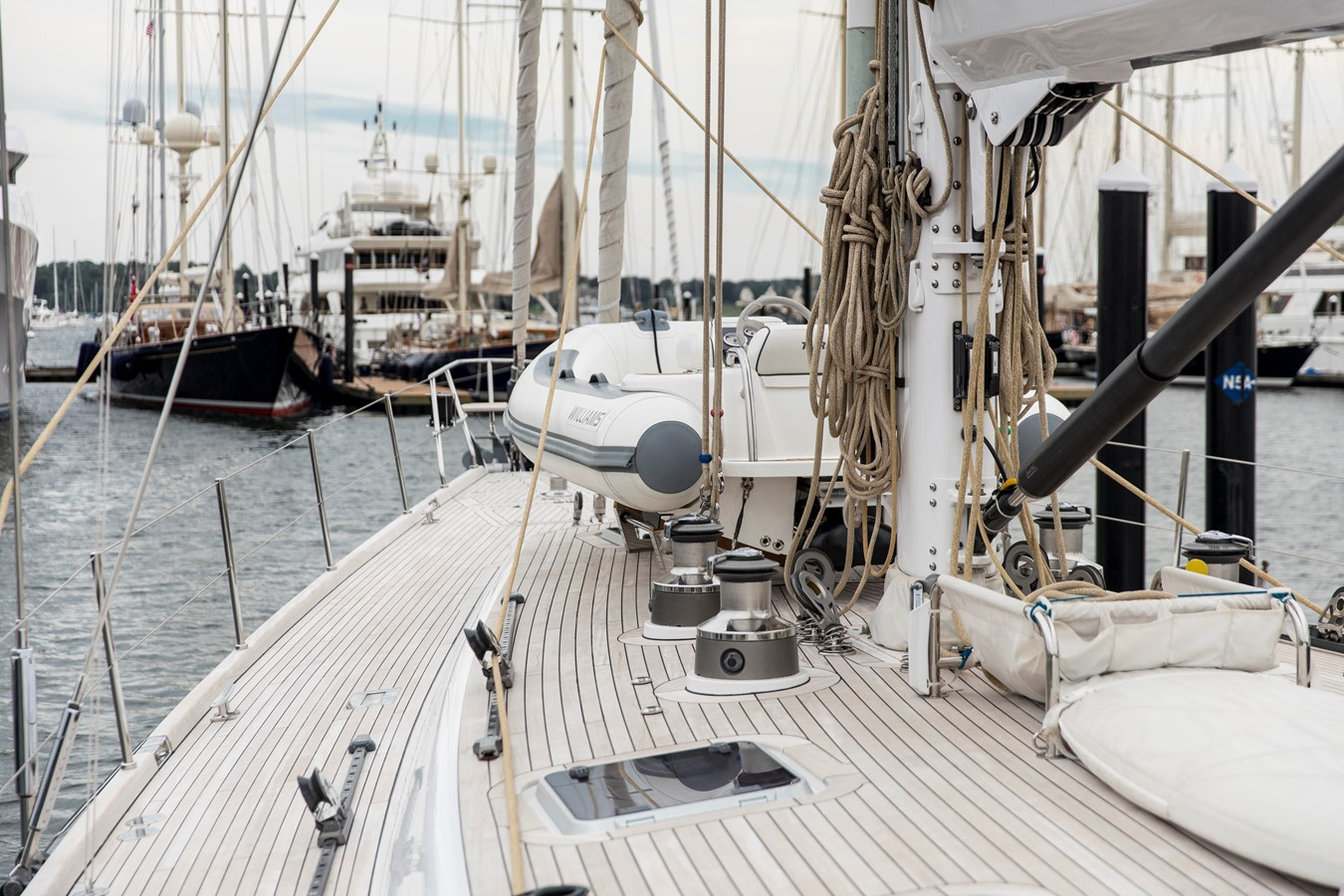 2002 HAMBLE YACHT SERVICES  Cutter 2203650