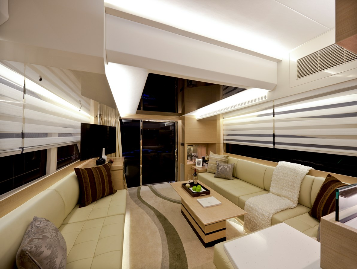 Main Salon  2021 HORIZON E56 Motor Yacht 2205394