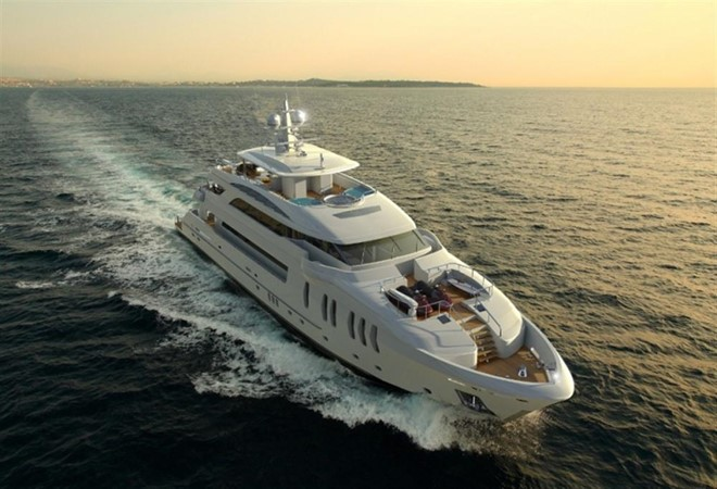 HORIZON P140 ( New boat spec) Yacht for Sale