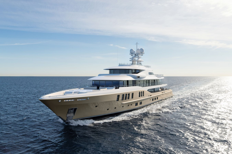 2021 AMELS AMELS 242 Mega Yacht 2207674