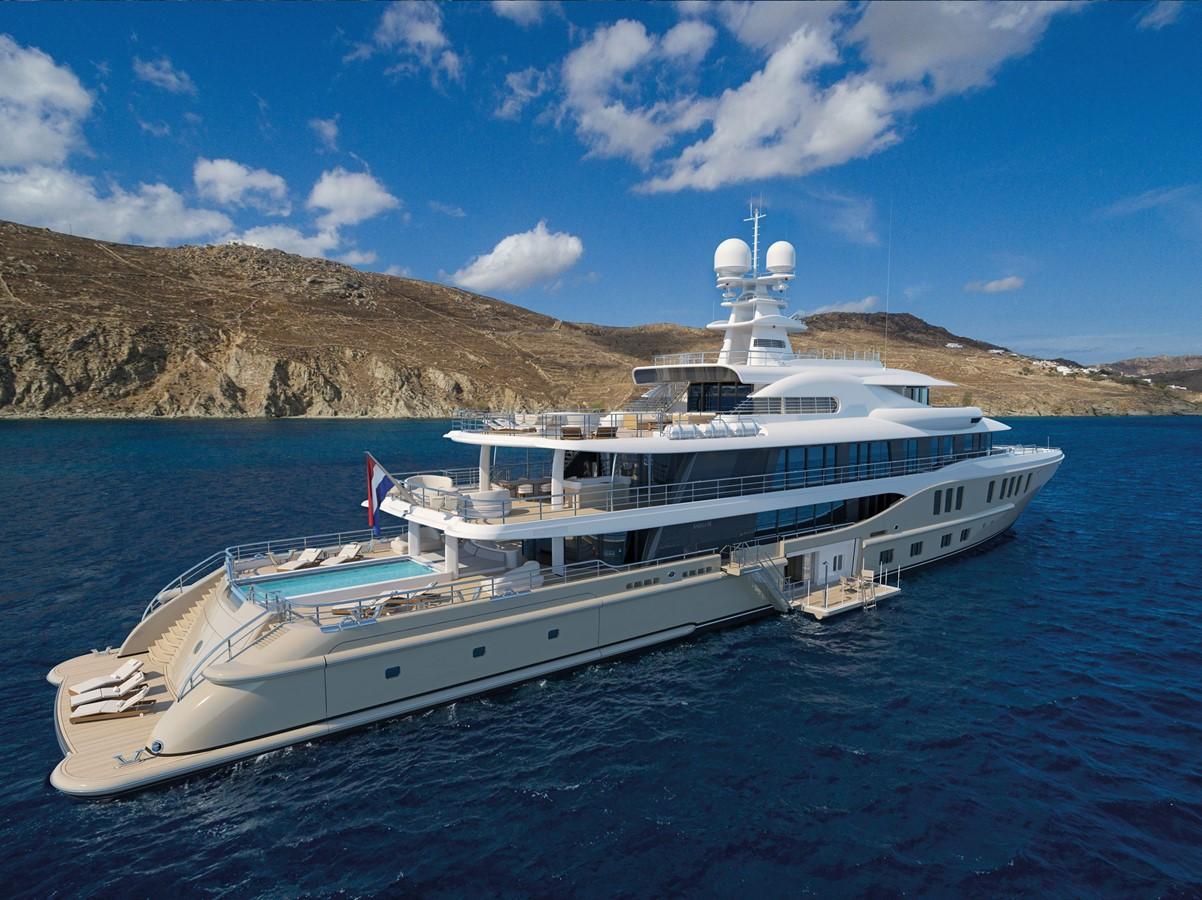 2021 AMELS AMELS 242 Mega Yacht 2207675