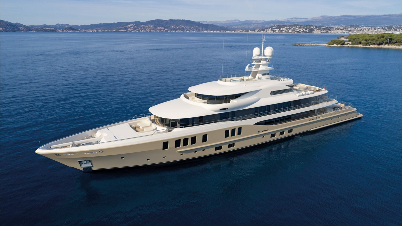 2021 AMELS AMELS 242 Mega Yacht 2207679