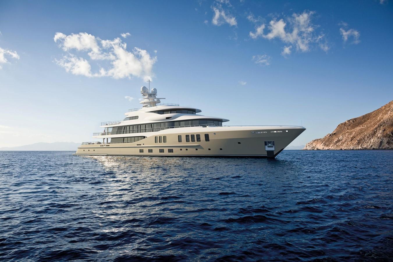 2021 AMELS AMELS 242 Mega Yacht 2207680
