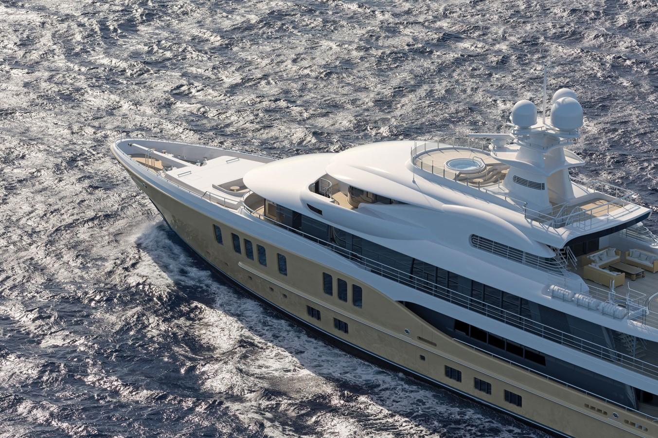 2021 AMELS AMELS 242 Mega Yacht 2207681