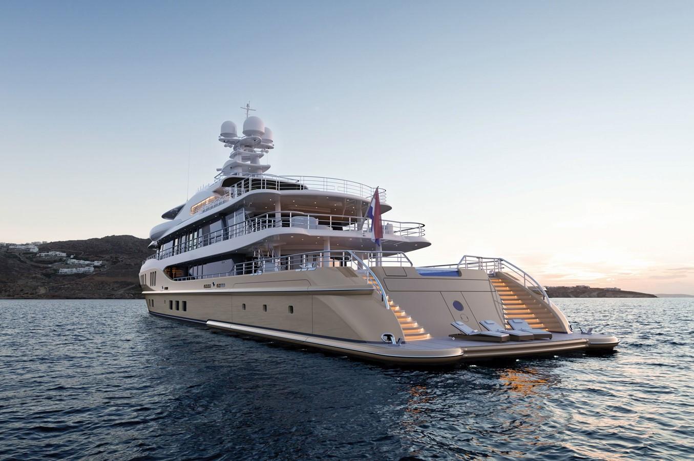 2021 AMELS AMELS 242 Mega Yacht 2207682