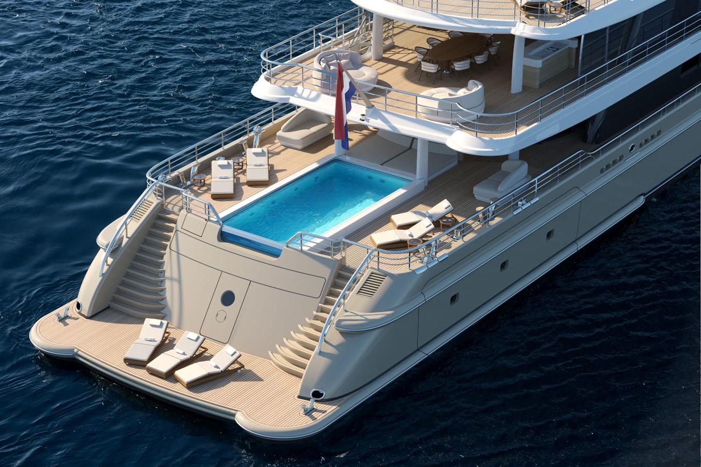 2021 AMELS AMELS 242 Mega Yacht 2207683