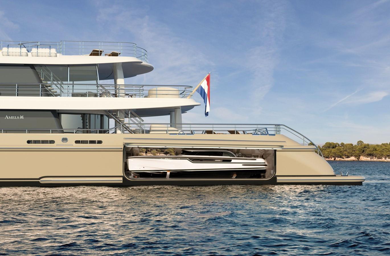 2021 AMELS AMELS 242 Mega Yacht 2207684