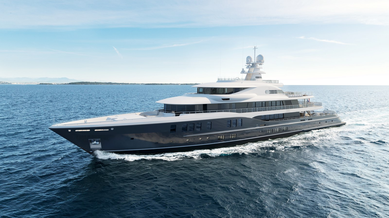 2021 AMELS AMELS 242 Mega Yacht 2591789