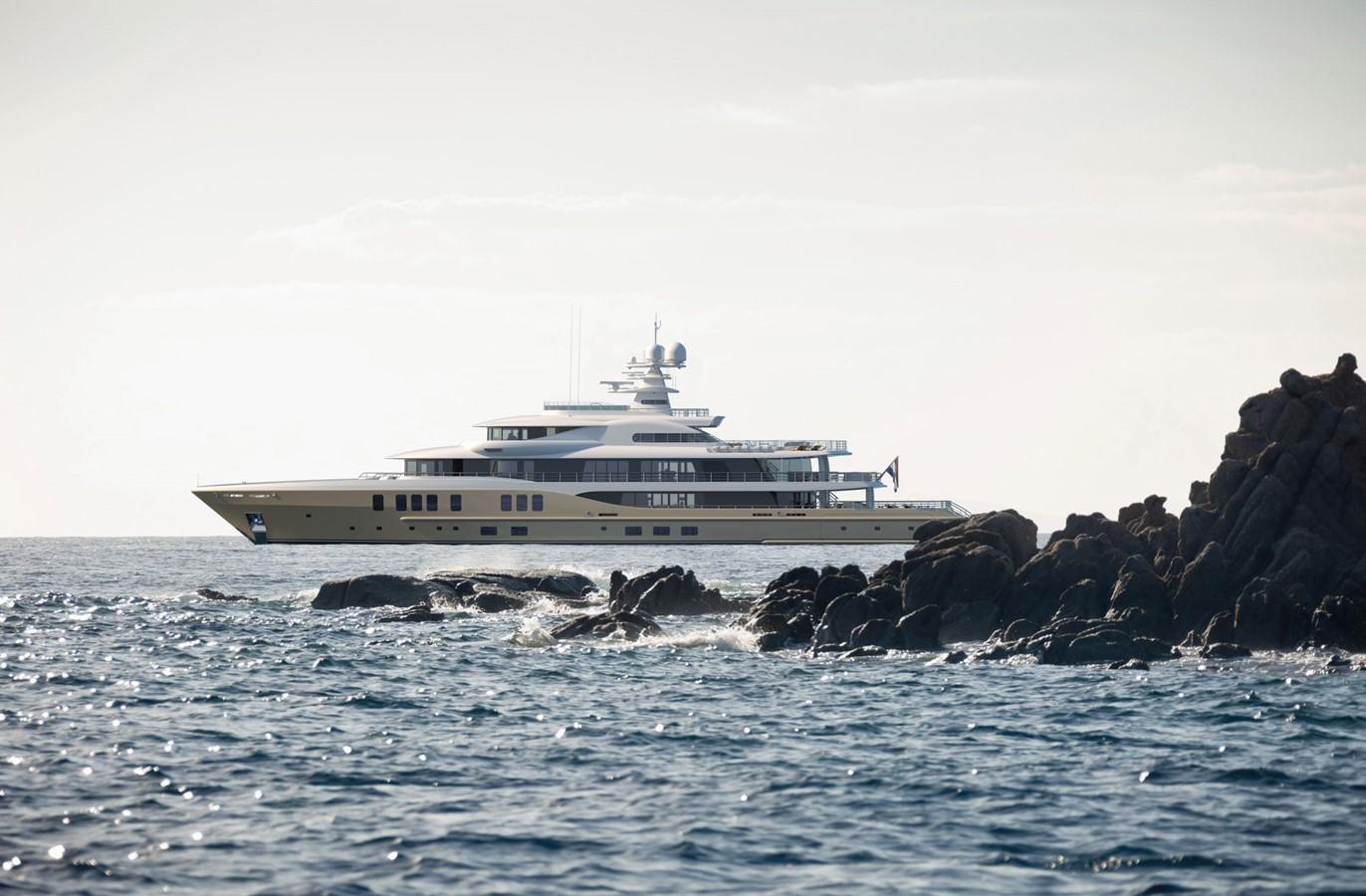2021 AMELS AMELS 242 Mega Yacht 2591790