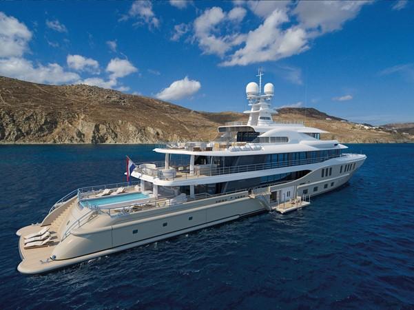 2020 AMELS AMELS 242 Mega Yacht 2207675