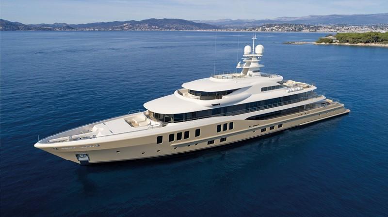 2020 AMELS AMELS 242 Mega Yacht 2207679