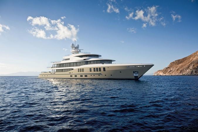 2020 AMELS AMELS 242 Mega Yacht 2207680