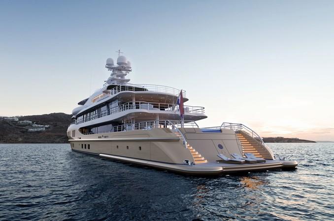 2020 AMELS AMELS 242 Mega Yacht 2207682