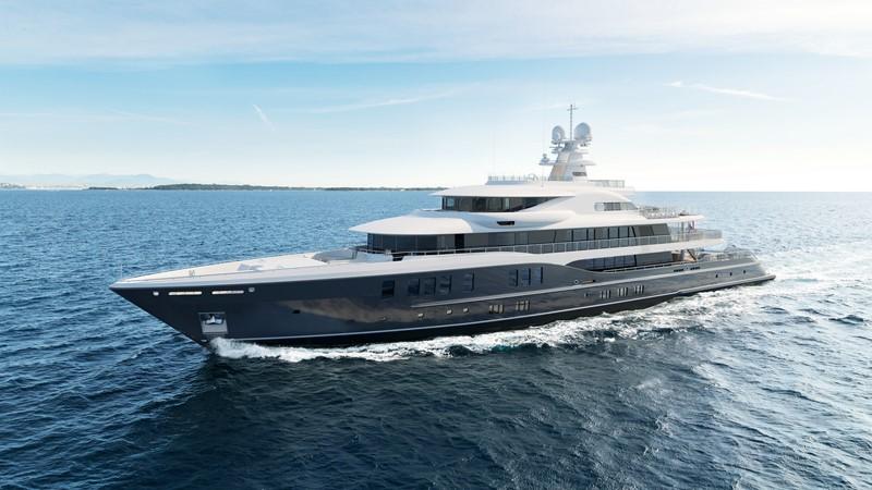 2020 AMELS AMELS 242 Mega Yacht 2591789