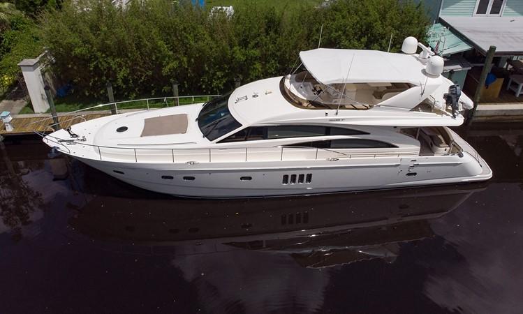 2007 PRINCESS YACHTS Flybridge Motor Yacht  Cruiser 2210210