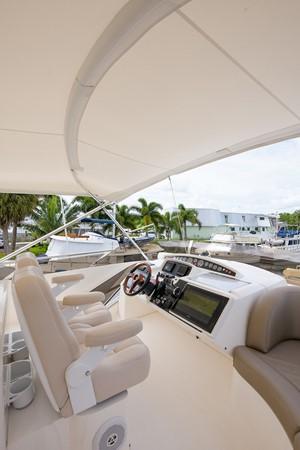 2007 PRINCESS YACHTS Flybridge Motor Yacht  Cruiser 2210215