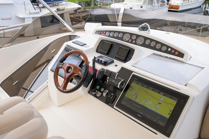 2007 PRINCESS YACHTS Flybridge Motor Yacht  Cruiser 2210230