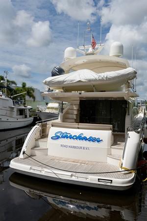 2007 PRINCESS YACHTS Flybridge Motor Yacht  Cruiser 2210242