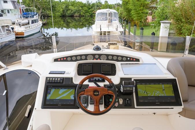 2007 PRINCESS YACHTS Flybridge Motor Yacht  Cruiser 2210263