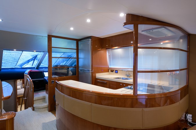 2007 PRINCESS YACHTS Flybridge Motor Yacht  Cruiser 2210271