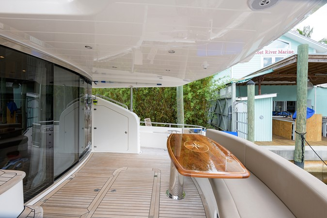 2007 PRINCESS YACHTS Flybridge Motor Yacht  Cruiser 2210272