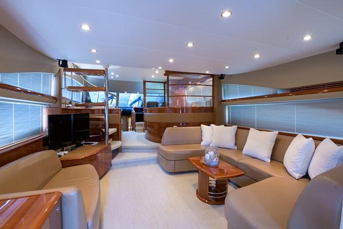 2007 PRINCESS YACHTS Flybridge Motor Yacht  Cruiser 2210278