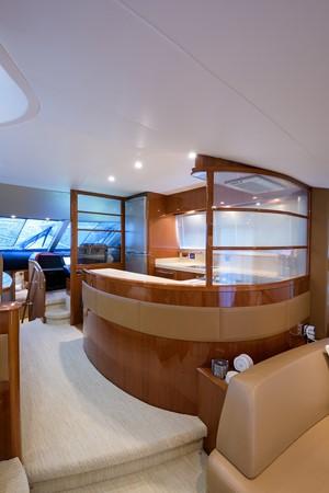 2007 PRINCESS YACHTS Flybridge Motor Yacht  Cruiser 2210287