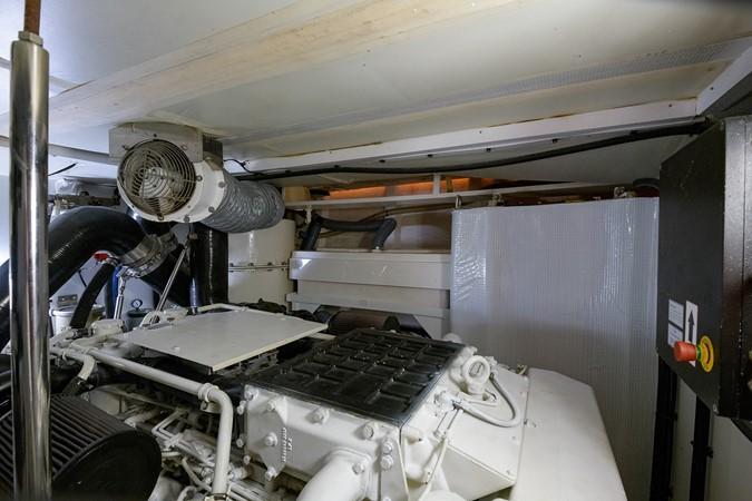 2007 PRINCESS YACHTS Flybridge Motor Yacht  Cruiser 2210289
