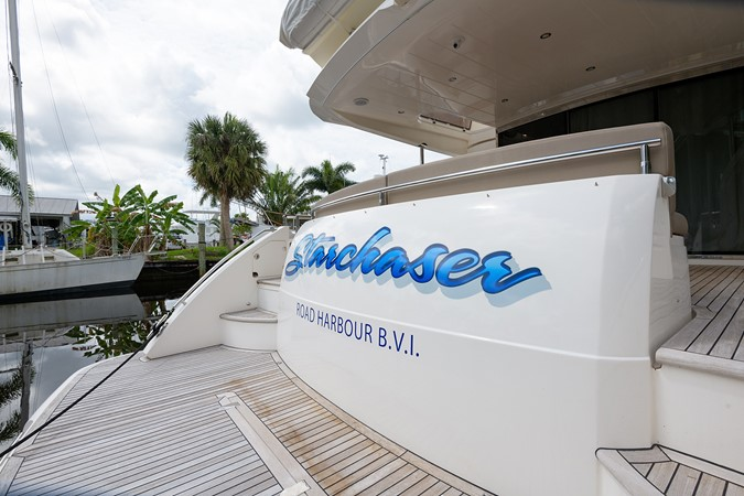 2007 PRINCESS YACHTS Flybridge Motor Yacht  Cruiser 2210295