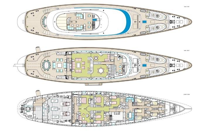 1999 PERINI NAVI  Cruising Ketch 2211099