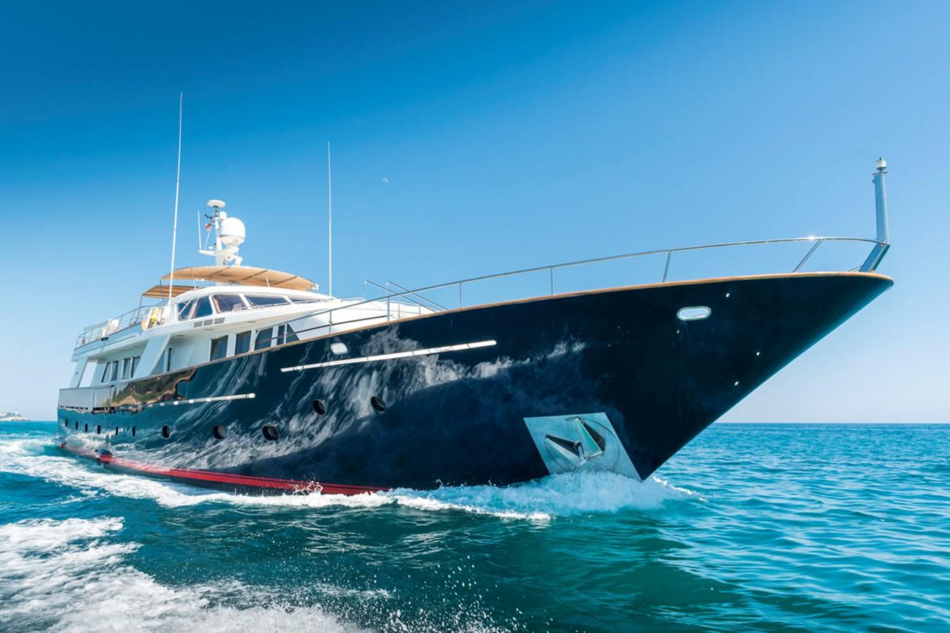 BEL-AMI II yacht for sale