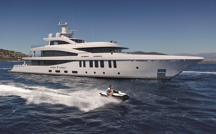 2021 AMELS  Mega Yacht 2331036