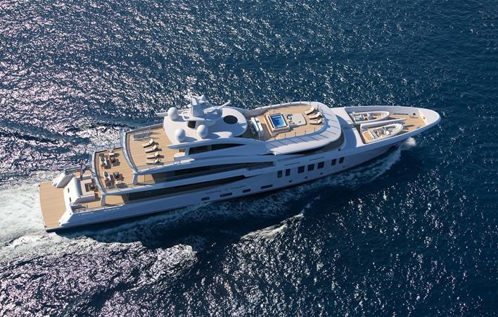 2021 AMELS  Mega Yacht 2331040