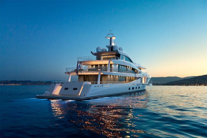 2021 AMELS  Mega Yacht 2331047