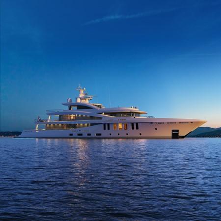 2021 AMELS  Mega Yacht 2432465