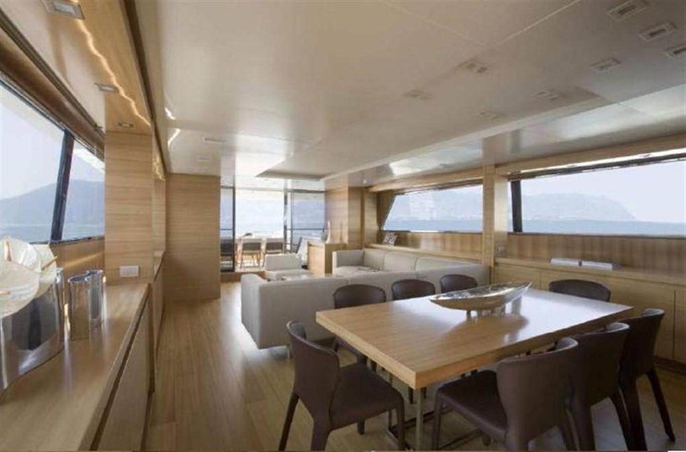 100′ San Lorenzo 100 Hard Top yacht for sale
